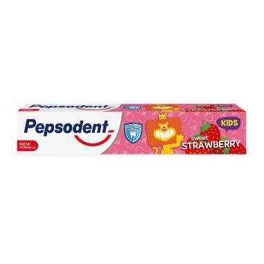 Pasta Gigi Anak Pepsodent Sweet Strawberry 50G