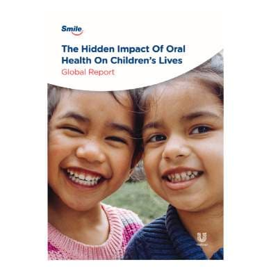 Hidden impact of oral health on children's lives
